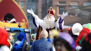 Intocht Sinterklaas in Hengelo 2016
