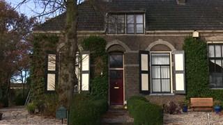 De voormalige school in Ebbenbroek