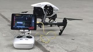 Eerste drone opleiding van Nederland  in Twente