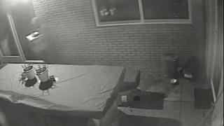 Inbreker sjouwt met gestolen kluis door tuin in Zwolle