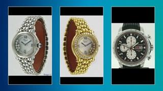 Wie weet meer over deze gestolen horloges?
