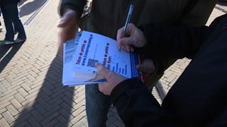 Petitie koopzondag Kampen