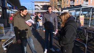Acties voor en tegen koopzondag in Kampen