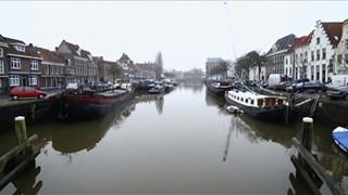 Het werkveld van de duikers: Zwolle