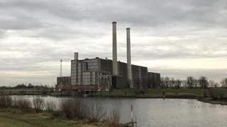 IJsselcentrale Harculo bij Zwolle