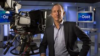 Directeur Marcel Oude Wesselink van RTV Oost