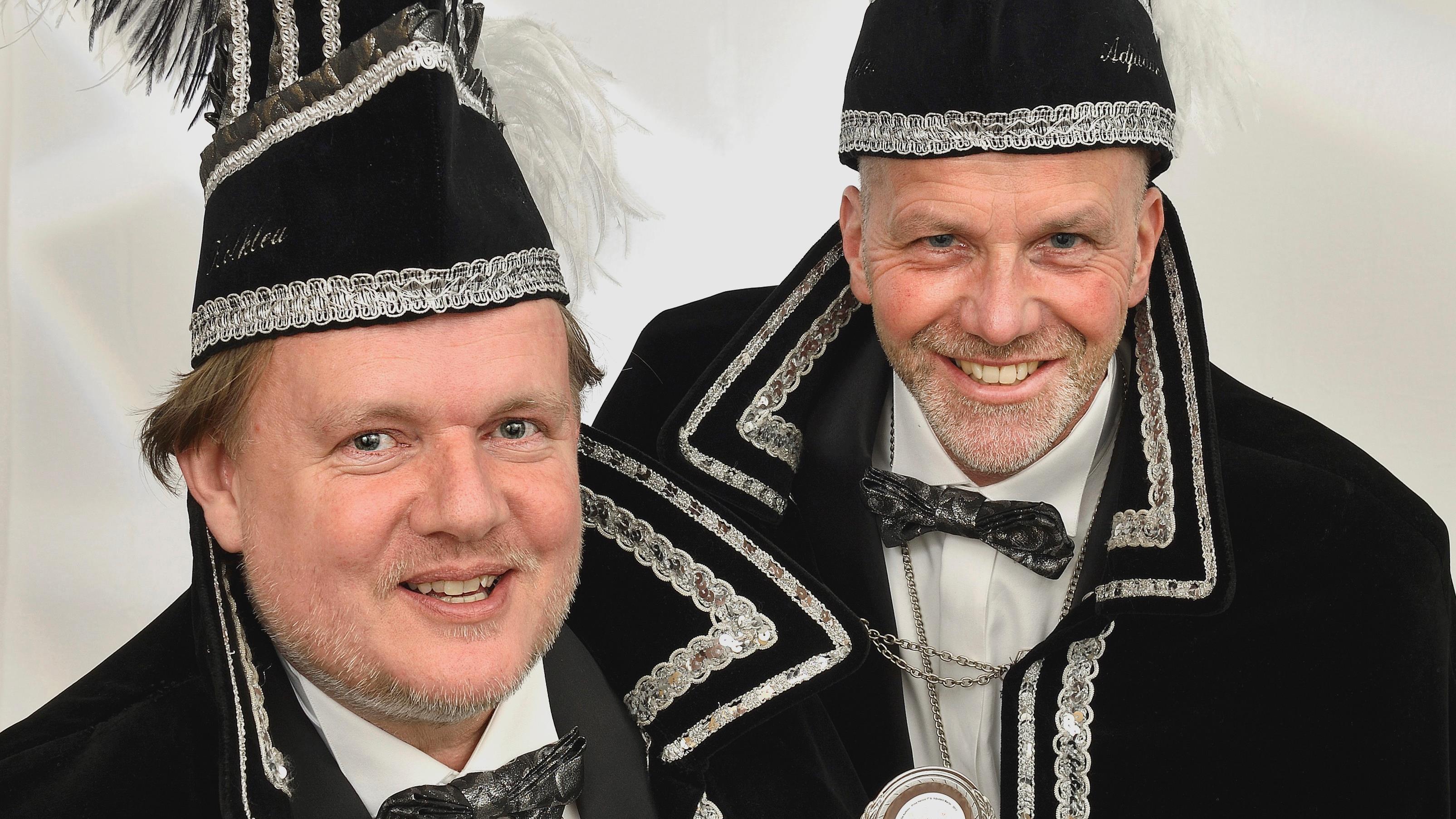 Harold Weerkamp prins van De Kolkleu uit Hertme