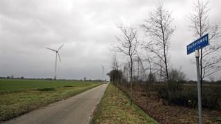 Windmolen in Rouveen, de eerste van Overijssel