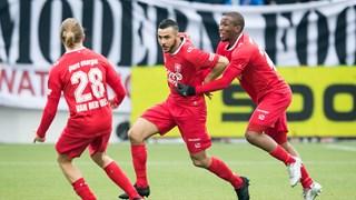 Assaidi en Van der Lely ontbreken