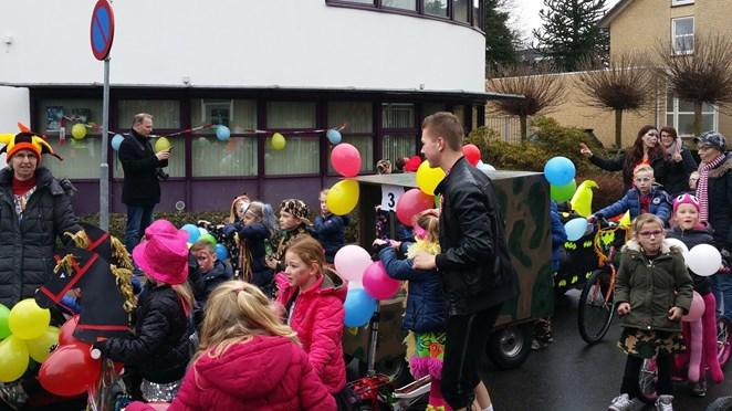 Alaaf! Zo vieren schoolkinderen carnaval in Overijssel