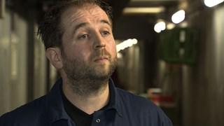 Peter Veltkamp ziet toekomst voor zijn zeugenhouderij.