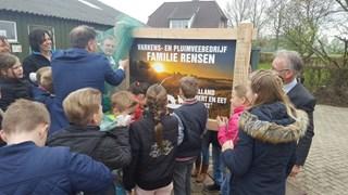 Familiebedrijf Rensen uit Raalte krijgt keurmerk