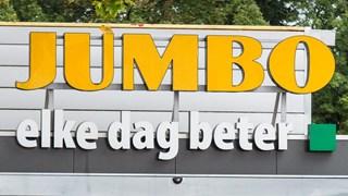 Supermarkt Jumbo (logo op gevel)