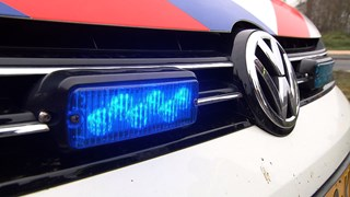 politie politieauto (stock)