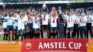 FC Twente wint de beker in 2001