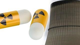 Jodiumpillen vanwege de kerncentrale in Lingen