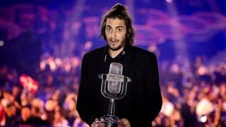 Salvador Sobral met Rijssense roots winnaar Songfestival