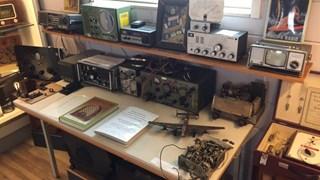 Het radiomuseum in Hengelo
