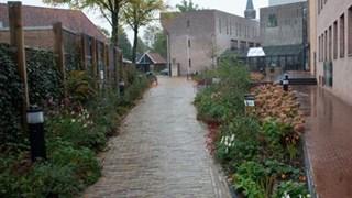 De Herdenkingstuin in Oldenzaal