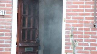 Keukenbrand in Almelo