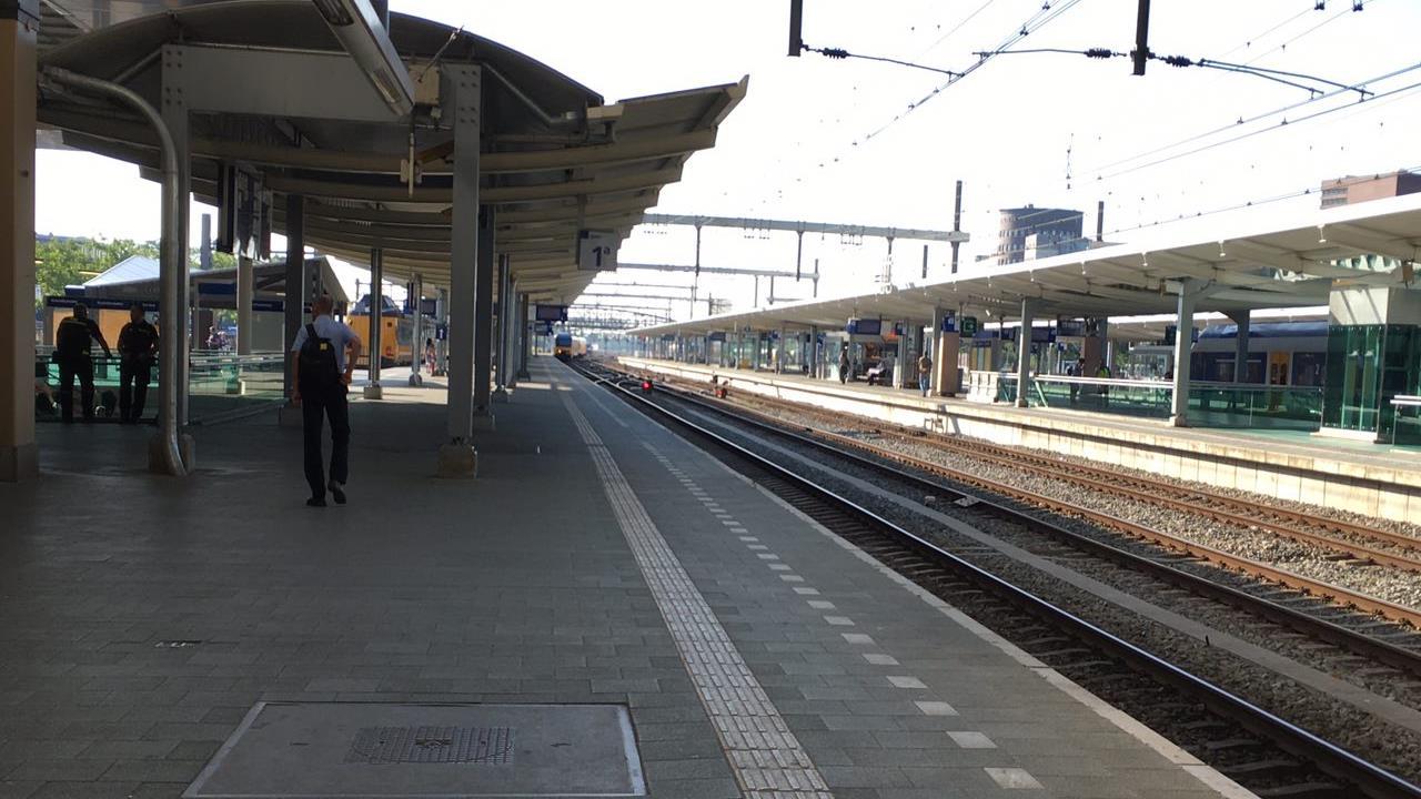 Hinder verwacht door acties van FNV Spoor, staking op NS-station Zwolle