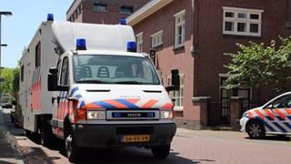Mobiele werkplek politie