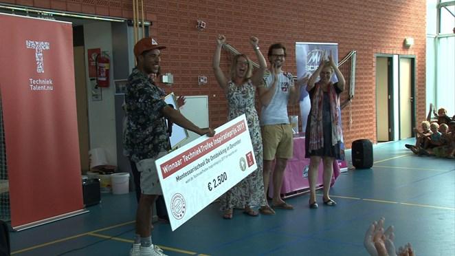 Deventer basisschool De Ontdekking wint Techniek Inspiratieprijs