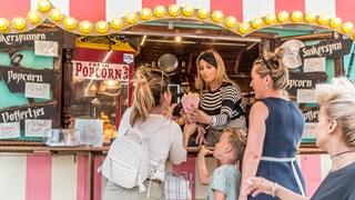 Foodtruckfestival TREK in Enschede 2017 (vrijdag)