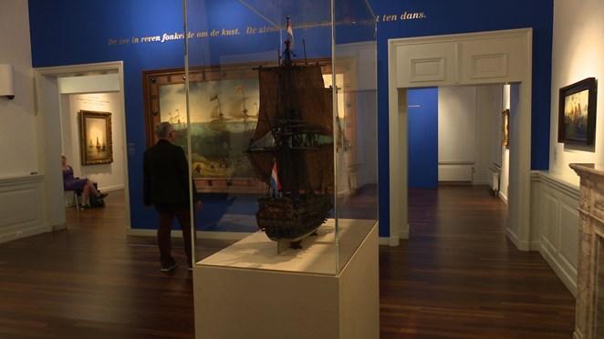 Het Stedelijk Museum in Kampen is eigenlijk een heel spannende plek...