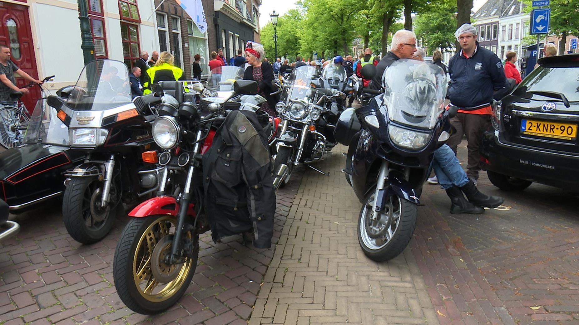 Gehandicapten-motortocht Live Life Kampen trekt ruim 750 deelnemers