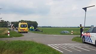 Zware crash in Kallenkote