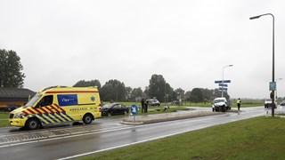 Ongeval in Kamperveen