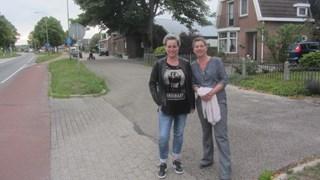 Links Bianca Bellinga , rechts Gerda Scholte
