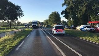 Slachtoffer verkeersongeluk N347 overleden
