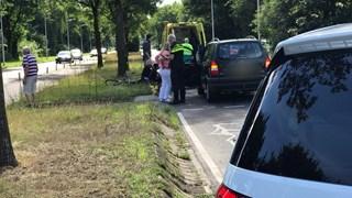 Fietsster gewond in Oldenzaal