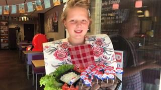 Feest bij Vistaria Schaap in Almelo