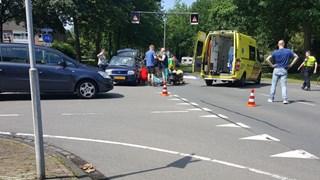 Ongeval in Borne