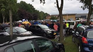 Grote zoekactie in Staphorst naar vermiste man