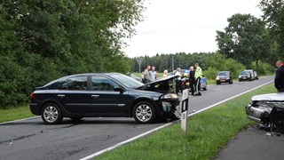 Ongeval bij Hardenberg