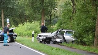 Grote schade aan auto's