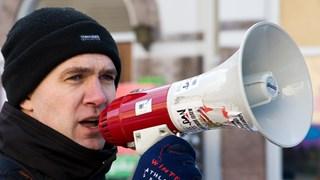 Constant Kusters van Nederlandse Volks-Unie (NVU)
