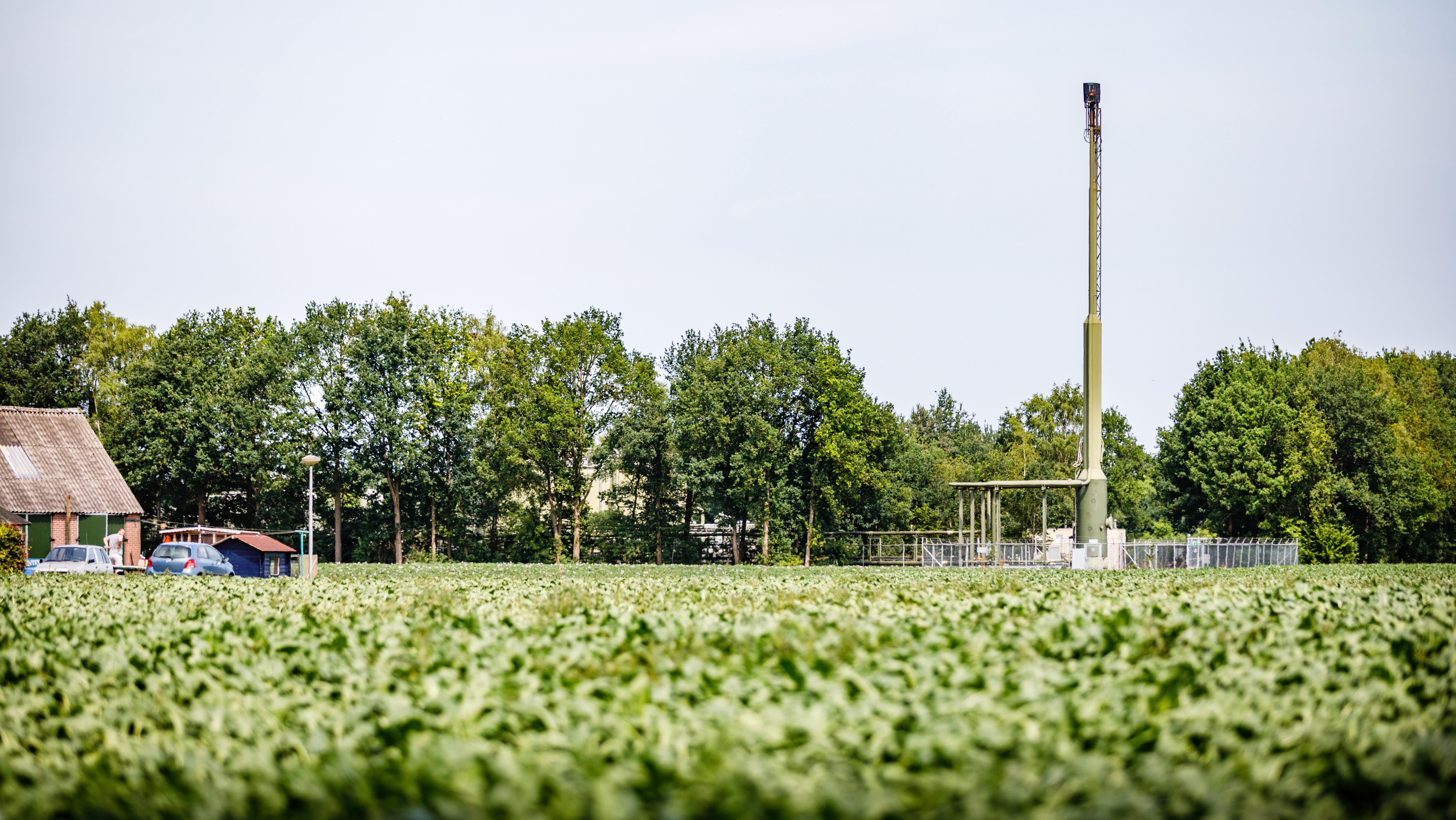 NAM: verschil van inzicht met SodM over hoeveelheid gewonnen aardgas in Hardenberg