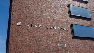 Stadskantoor aan Hengelosestraat in Enschede