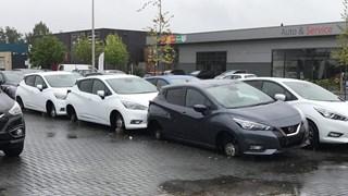 Tachtig velgen gestolen bij bedrijf in Hengelo