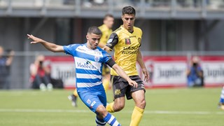 PEC Zwolle - Roda JC