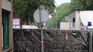 Politieonderzoek bij huis aan de Kremersmaten