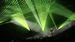 David Gilmour in Zwolle