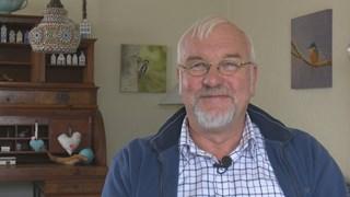 Johan Hoogers probeert met zijn gezin heilig te leven