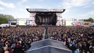 Bevrijdingsfestival Overijssel in Zwolle
