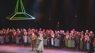 maar liefst 100 zangers en acteurs doen mee aan Storm over Beulaeke